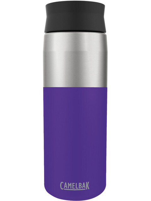 CamelBak Hot Cap Vacuum Insulated Stainless Bottle 600ml iris